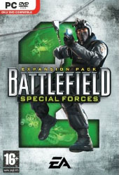 Battlefield 2: Special Forces Cover