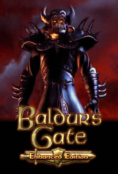 Baldur's Gate: Enhanced Edition Cover