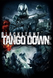 Blacklight: Tango Down Cover
