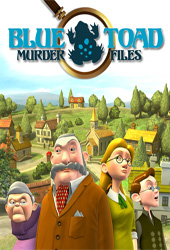 Blue Toad Murder Files Cover