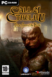 Call of Cthulhu: Dark Corners of the Earth Cover