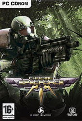 Chrome: SpecForce Cover