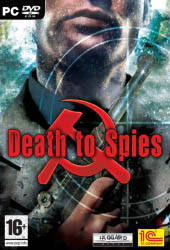 Death to Spies Cover