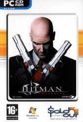 Hitman 3: Contracts Cover