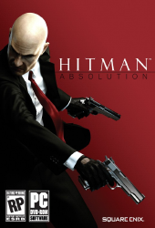 Hitman: Absolution Cover