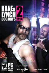 Kane and Lynch 2: Dog Days Cover