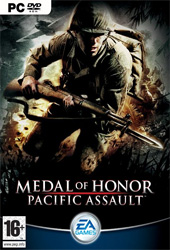 Medal of Honor: Pacific Assault Cover