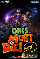 Orcs Must Die 2 Cover