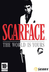 Scarface: The World Is Yours Cover