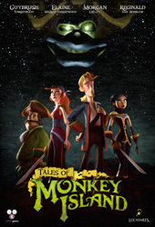 Tales of Monkey Island Cover