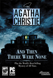 Agatha Christie: And Then There Were None Cover