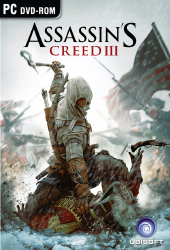 Assassin's Creed 3 Cover