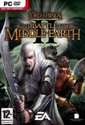 The Lord of the Rings: The Battle For Middle Earth 2 Cover