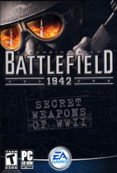 Battlefield 1942: Secret Weapons of WWII Cover