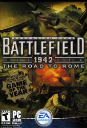 Battlefield 1942: The Road to Rome Cover
