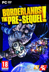 Borderlands: The Pre-Sequal Cover