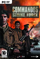 Commandos: Strike Force Cover