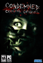 Condemned: Criminal Origins Cover