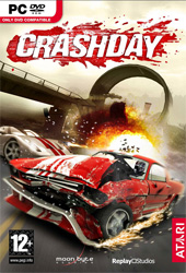 Crashday Cover