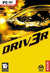 Driver 3 Cover