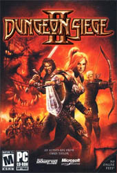 Dungeon Siege 2 Cover