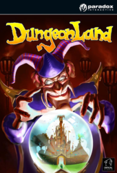 Dungeonland Cover