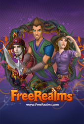 Free Realms Cover