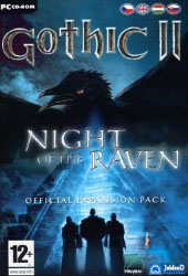 Gothic 2: Night of the Raven Cover