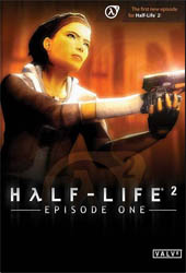 Half-Life 2: Episode One Cover