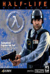 Half-Life: Blue Shift Cover