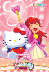 Hello Kitty Online Cover