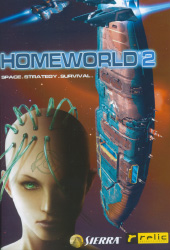 Homeworld 2 Cover