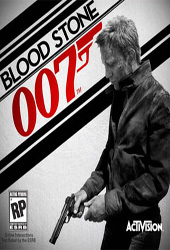 James Bond 007: Blood Stone Cover