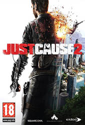Just Cause 2 Cover