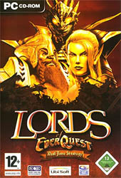 Lords of EverQuest Cover