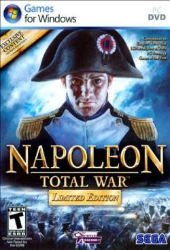 Napoleon: Total War Cover