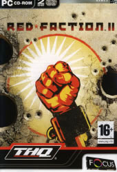 Red Faction 2 Cover