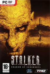Stalker: Shadow of Chernobyl Cover