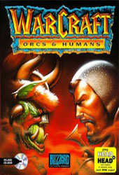 Warcraft: Orcs & Humans Cover