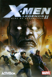 X-Men Legends 2: Rise of Apocalypse Cover